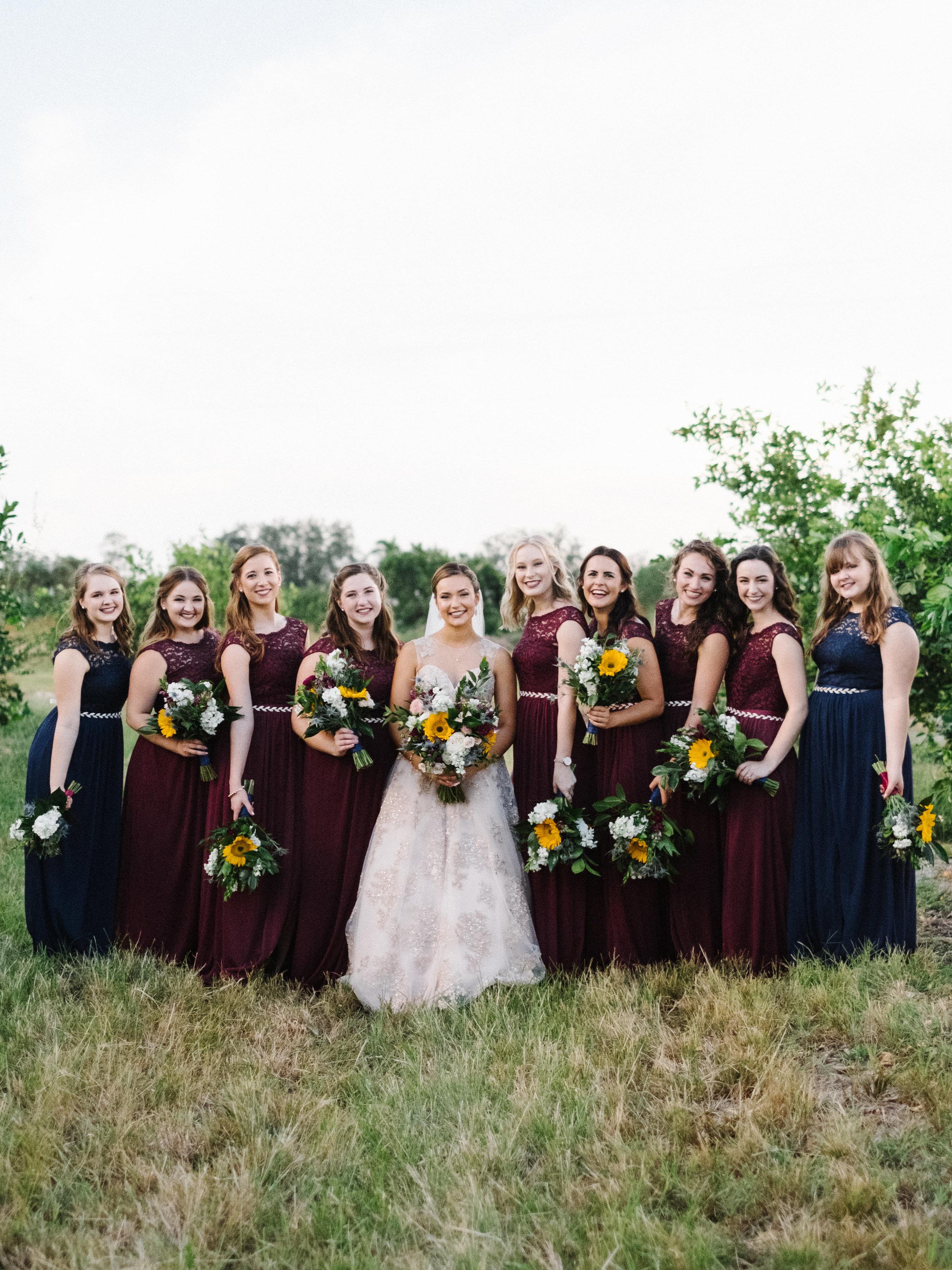 The Pavilion at Mixon Farms Wedding | Benjamin Hewitt Photography | Sarasota, Florida Wedding Photographer