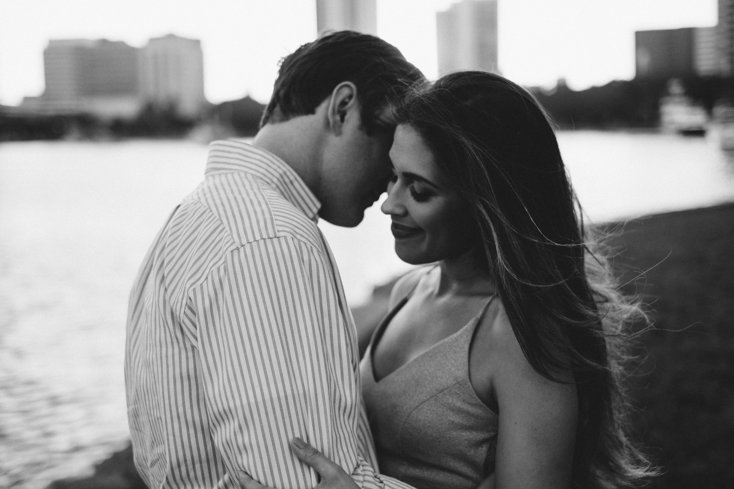 St. Petersburg Engagement Session