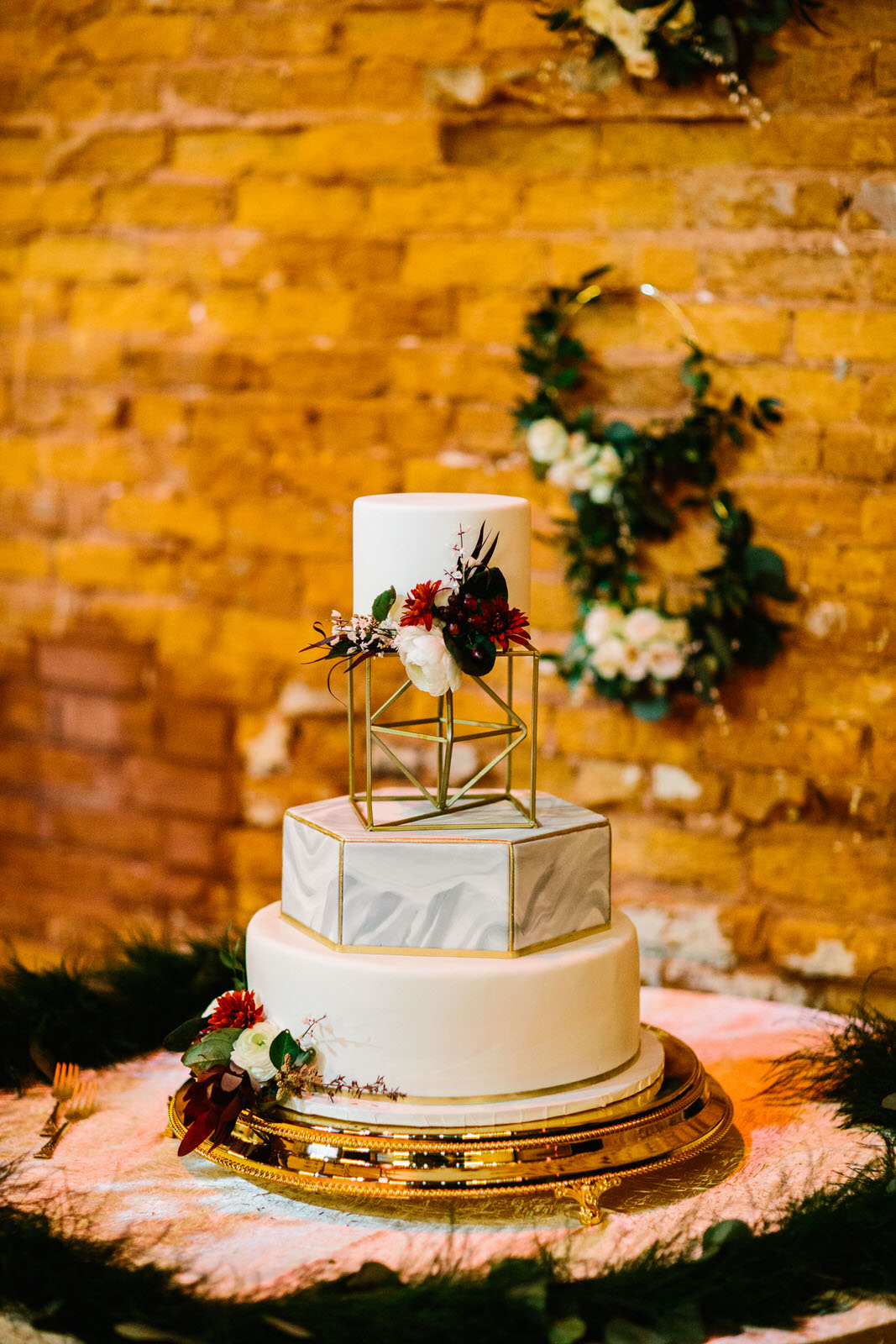 Wedding Cake Armature Works Tampa