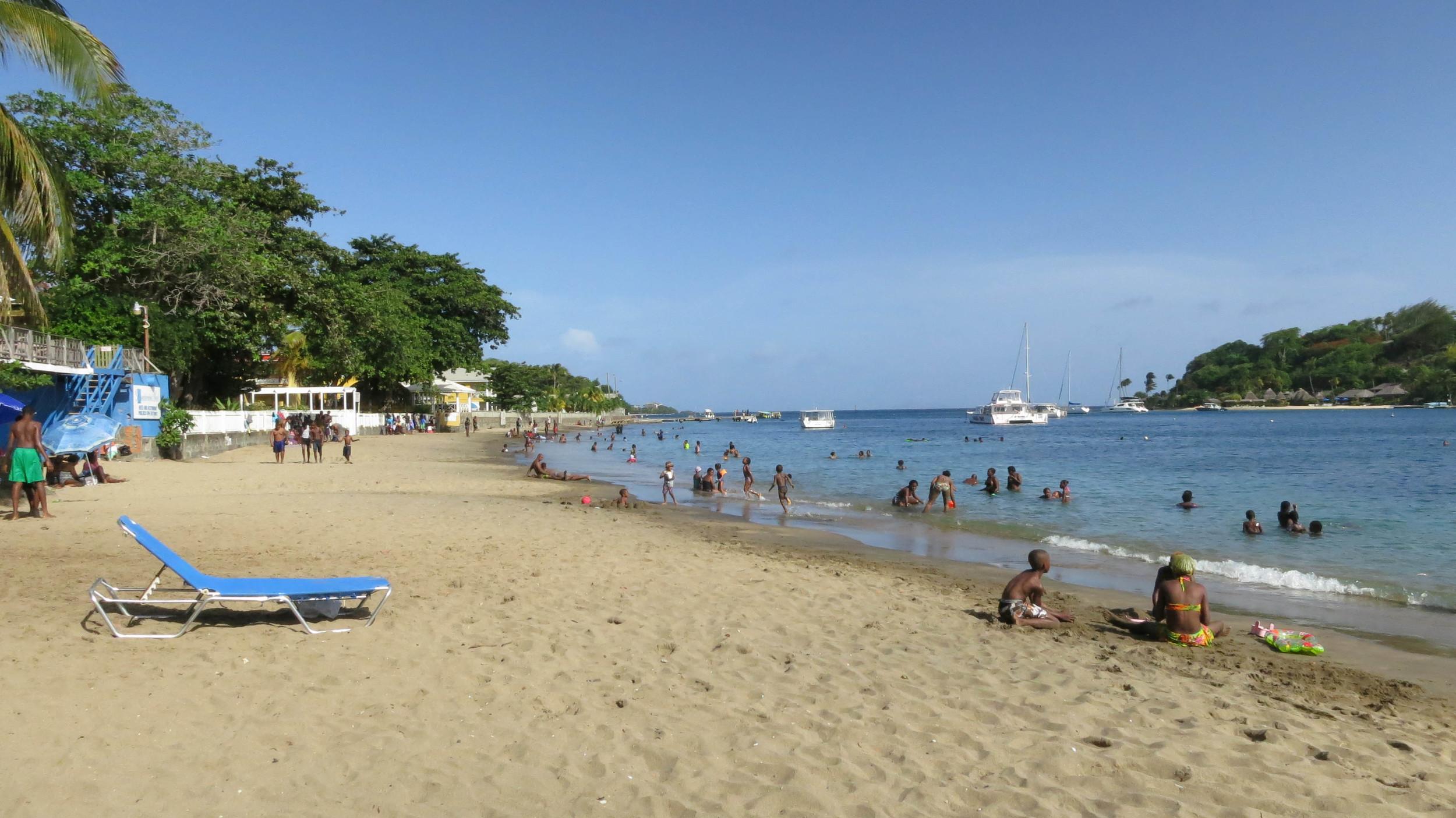 Beachcomber Beach