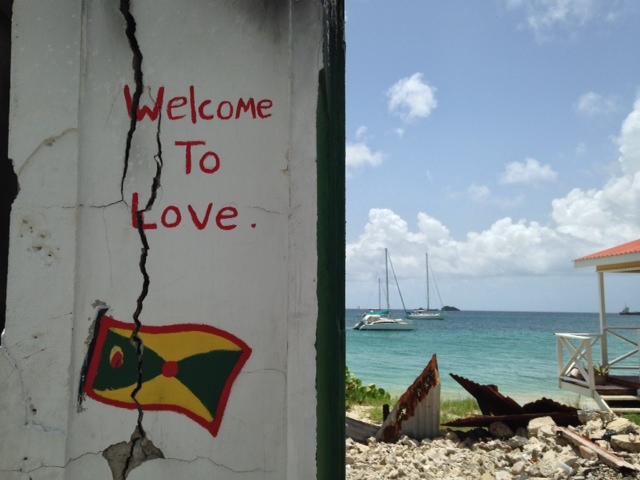 Carriacou Island, protectorate of Grenada. Photo, Tom Miller