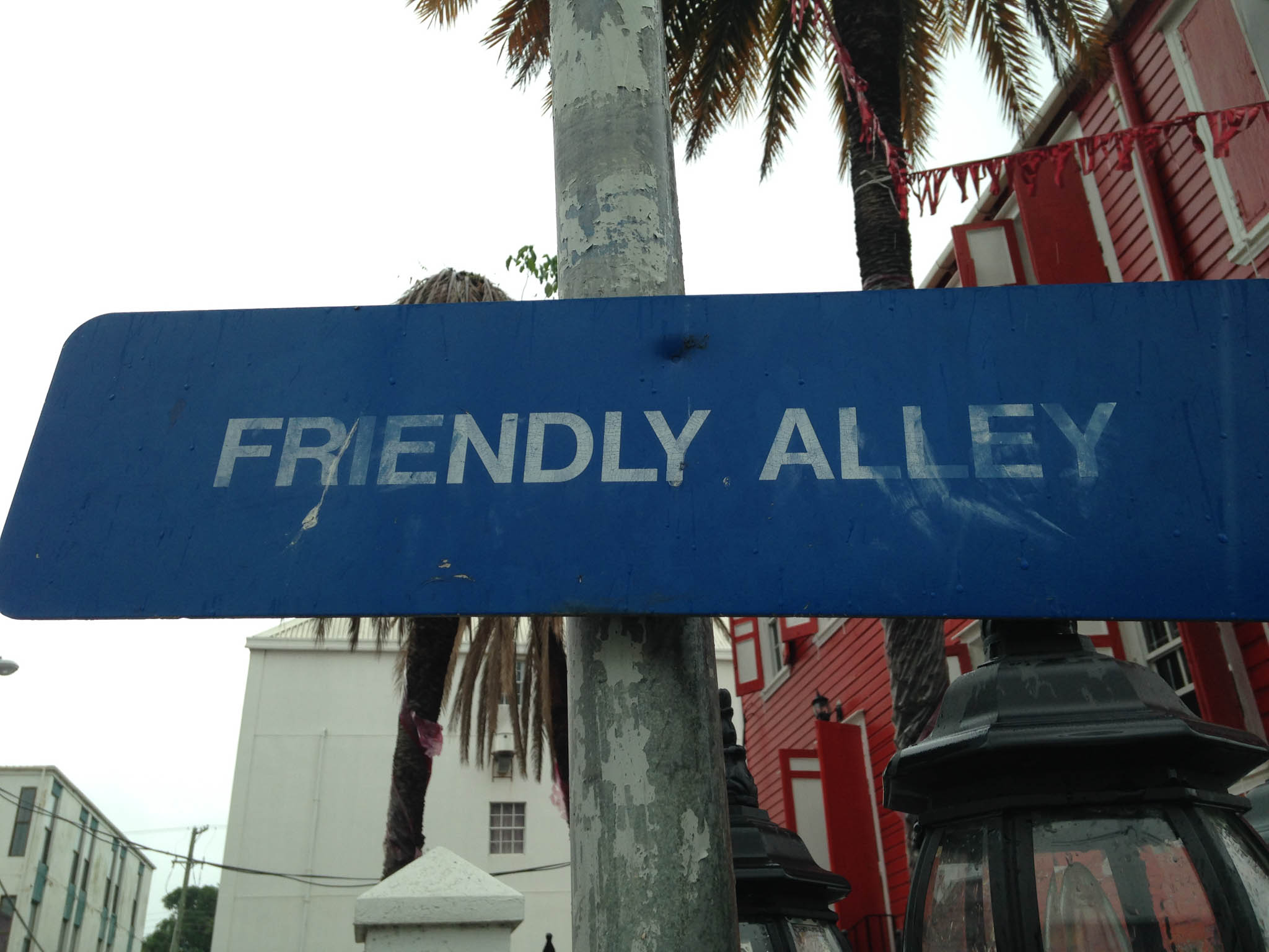 Giving Alleys a Good Name