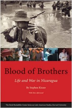 Stephen Kinzer's book, Blood of Brothers