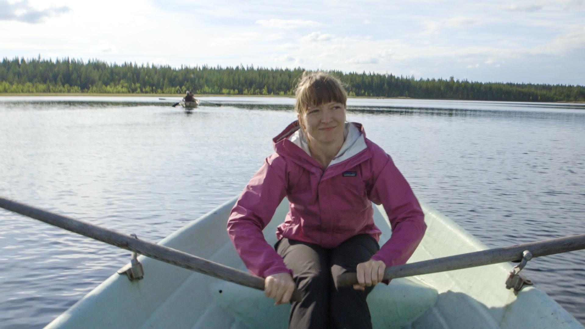 Nuin-Tara, rowing