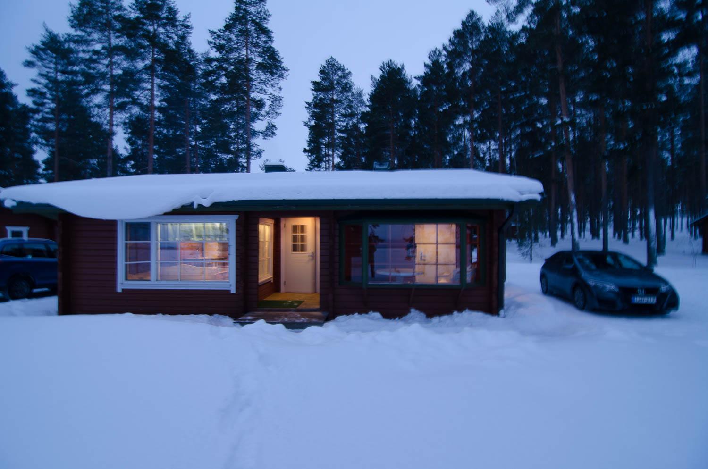 Our Puruvesi cabin
