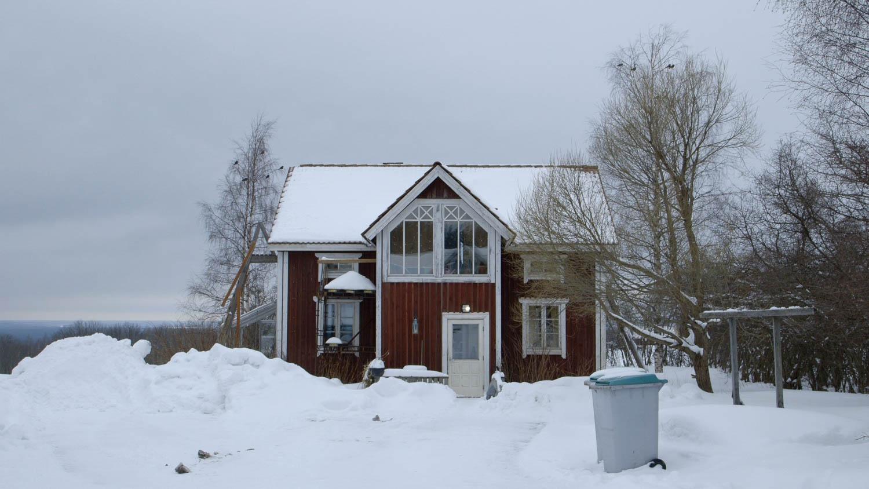 Antero and Seija's farmhouse