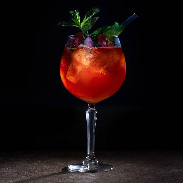 Tomorrow Is The Day!  The Winner's Cup . . Bath Gin Pimms  Lemon Juice  Cranberry Juice  Fraise de Bois  Orange Bitters . . 11/05/19 . . @pimmsgb  #bath #bathgin🍸 #dayattheraces #pimms #cocktails🍹#newmenu #drinks #ginstagram #bar #bartender #nightout