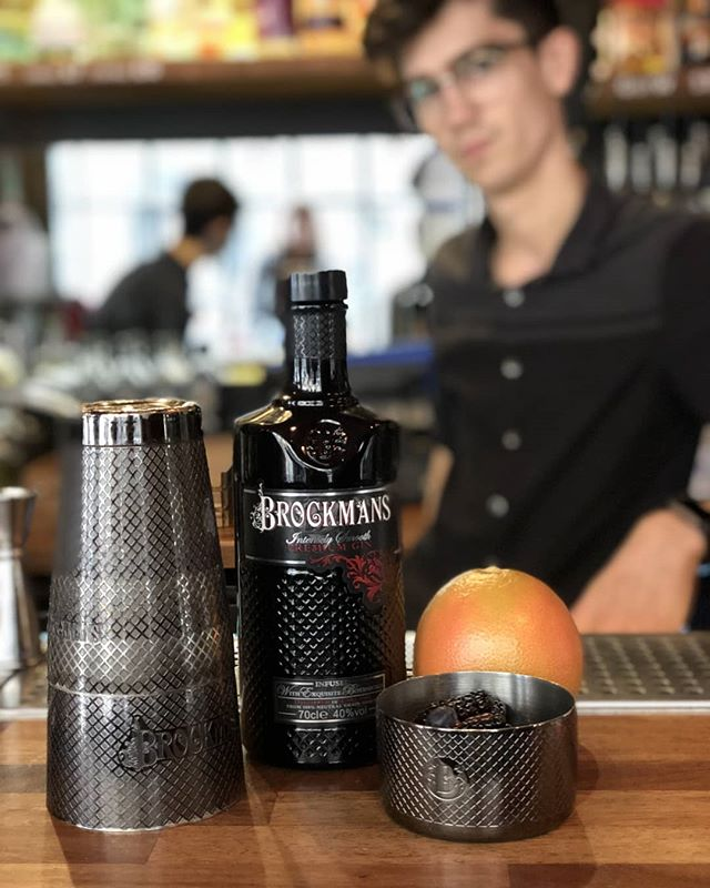 Exciting Announcement! @brockmansgin will be joining us for World Gin Day! Make sure you get yourself down to Queen Street on Saturday!