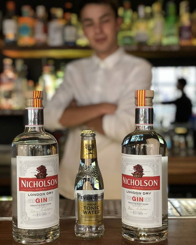 3 Days to go!  @nicholsongin will be there...will you?  #worldginday #gin #fevertree