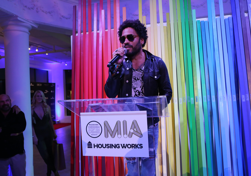 Doreen Chambers Interiors - Design on a Dime Lenny Kravitz