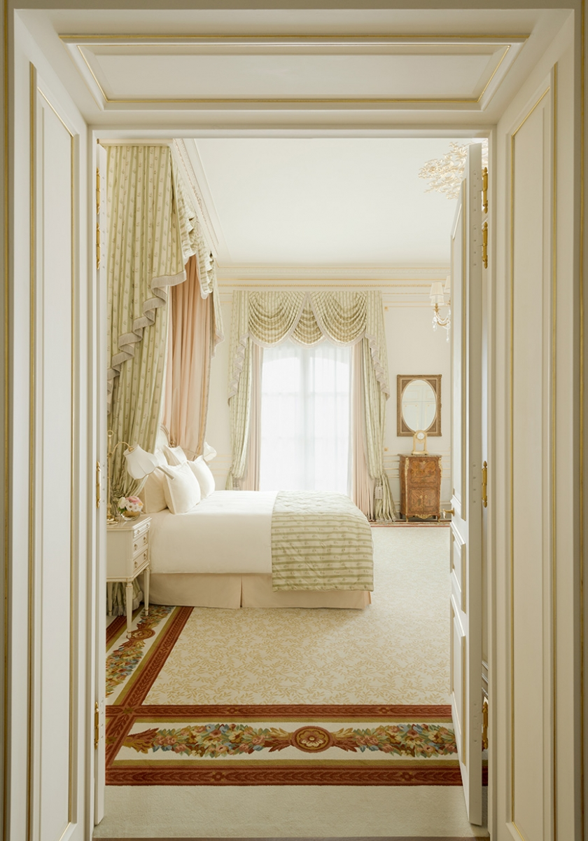 Glamorous Living - Ritz Paris Re-Opens - doreen Chambers Luxury Residential Interior Design Brooklyn