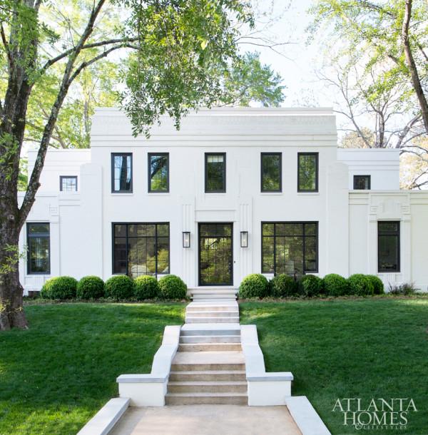 The All White House - Interior Design - Doreen Chambers Interior Design Brooklyn New York