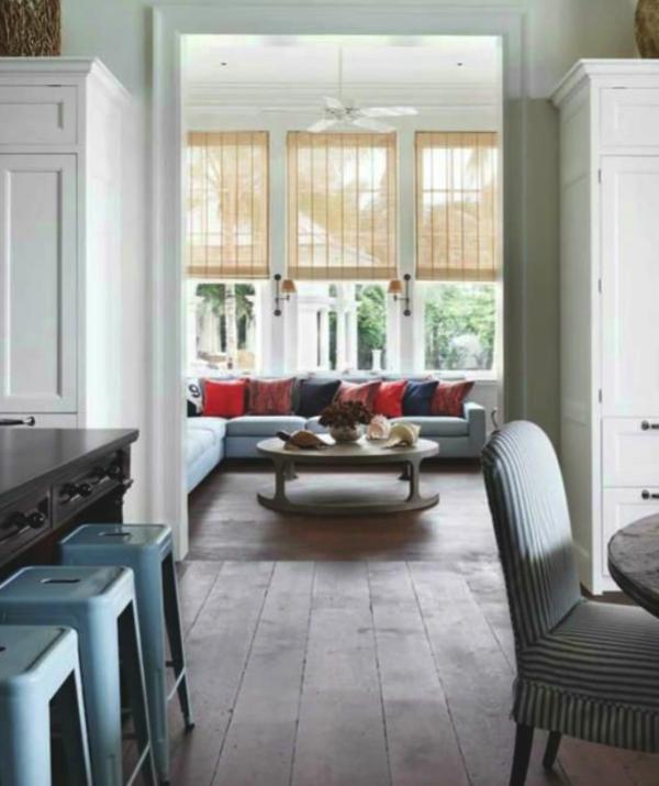 Interior Design - Bahamian Retreat - Doreen Chambers Interiors Brooklyn NYC