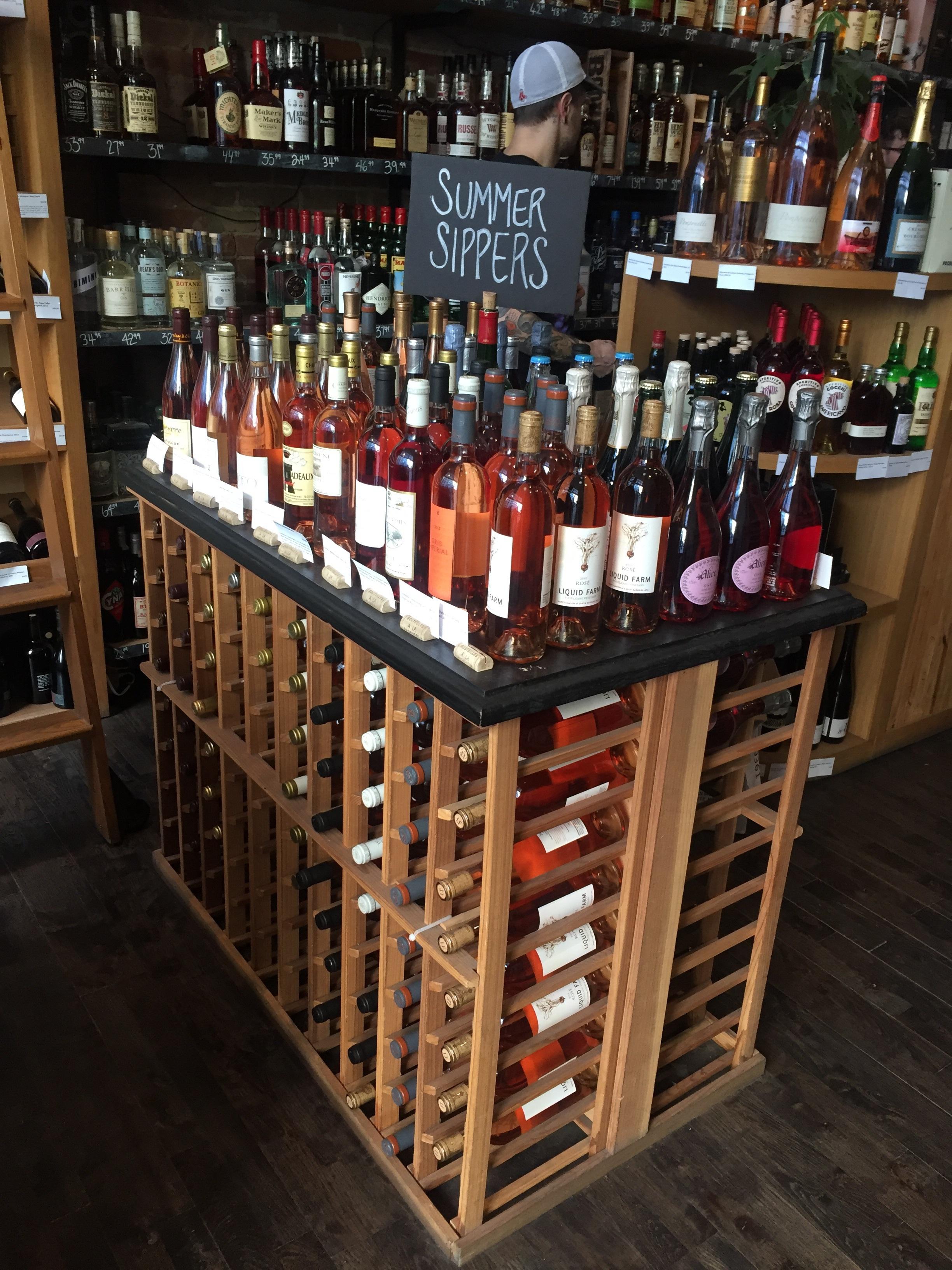 Take your pick -  Flatiron Wines & Spirits, 929 Broadway, New York, NY 10010