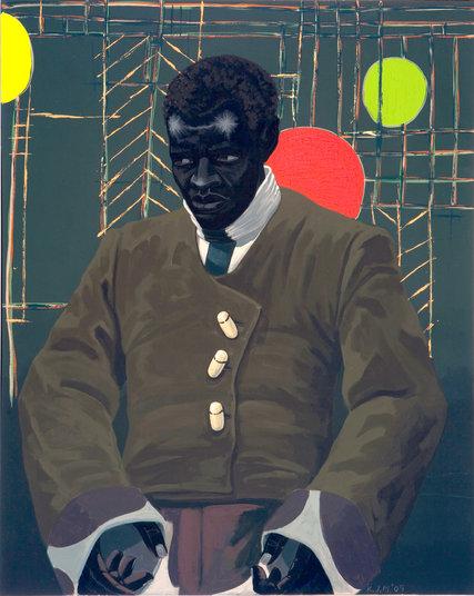 Living with Art - Kerry James Marshall Mastry at the Met Breuer Museum - Doreen Chambers Interiors Brooklyn New York