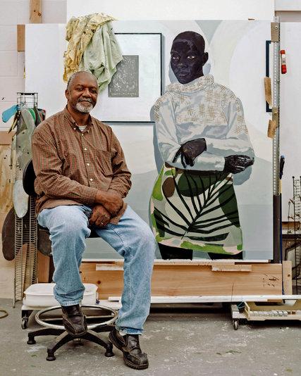 Living With Art - Kerry James Marshall Mastry Retrospective Met Breuer Museum - Doreen Chambers Interiors Brooklyn New York