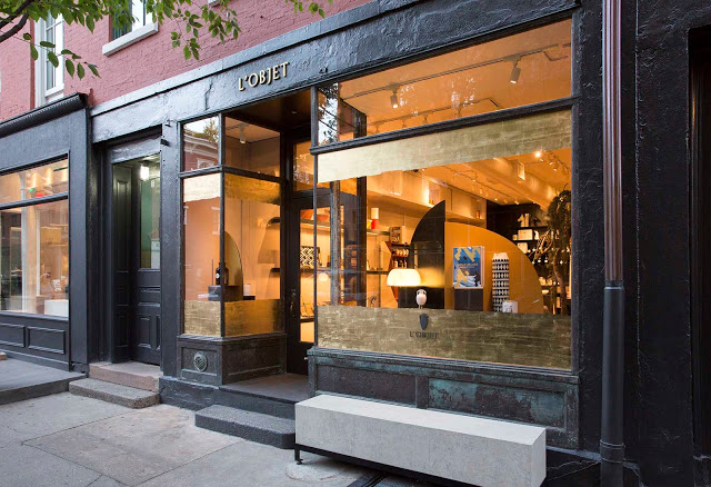 L'Objet Boutique, 370 Bleecker Street, New York, NYC 10014: T. 212.659.0316 -  www.l-objet.com -  photos by L'Objet