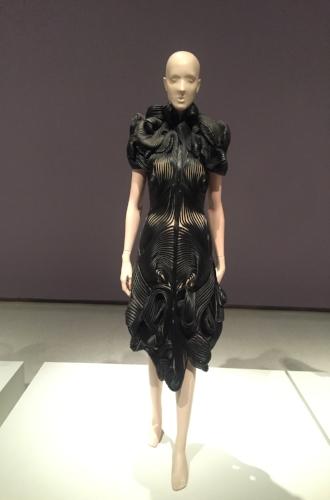 Elegant Dressing - Iris Van Herpen Transforming Fashion - Doreen Chambers Top Interior Designer Brooklyn New York