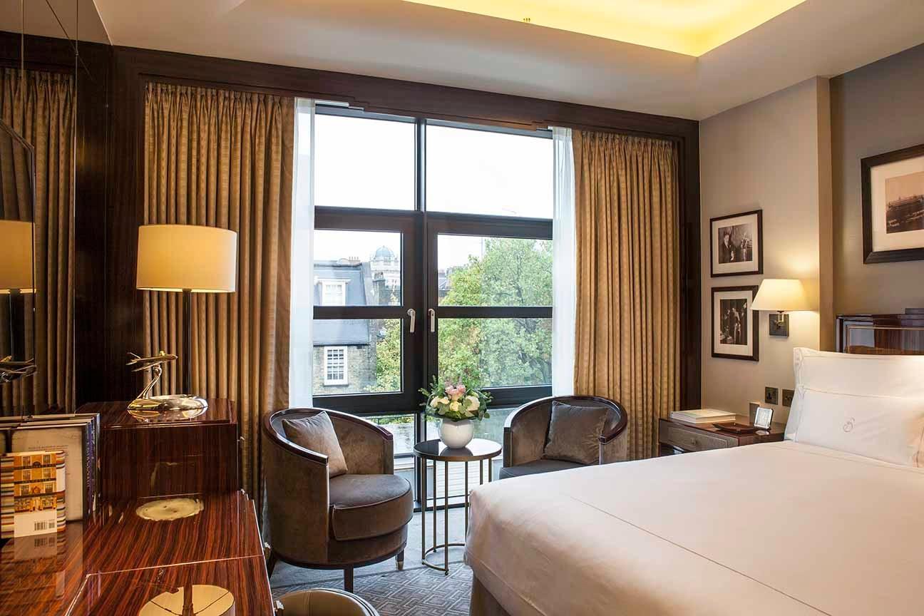 Glamorous Living - The Beaumont Hotel - Top Interior Designer Brooklyn New York
