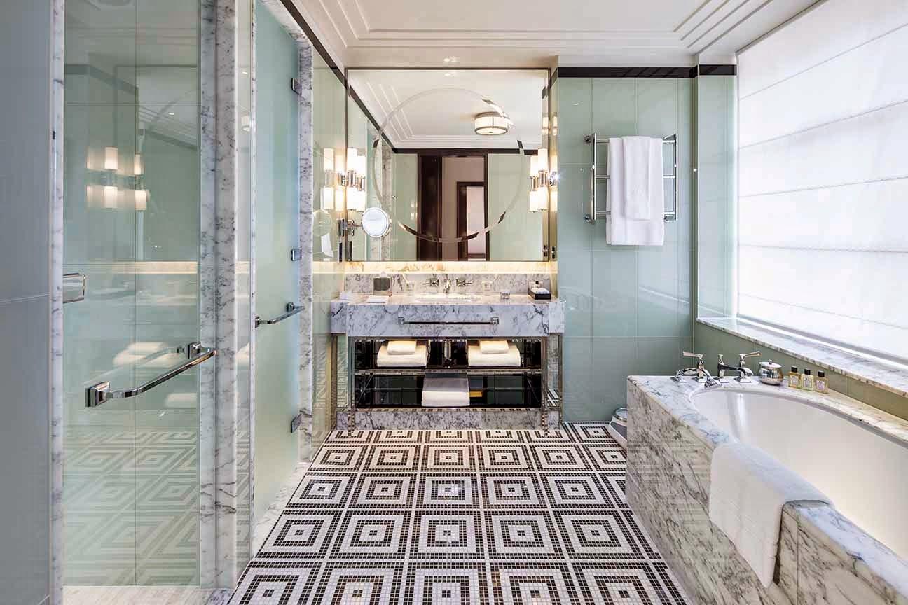 Glamorous Living - The Beaumont Hotel - Top Interior Designer Doreen Chambers Brooklyn New York