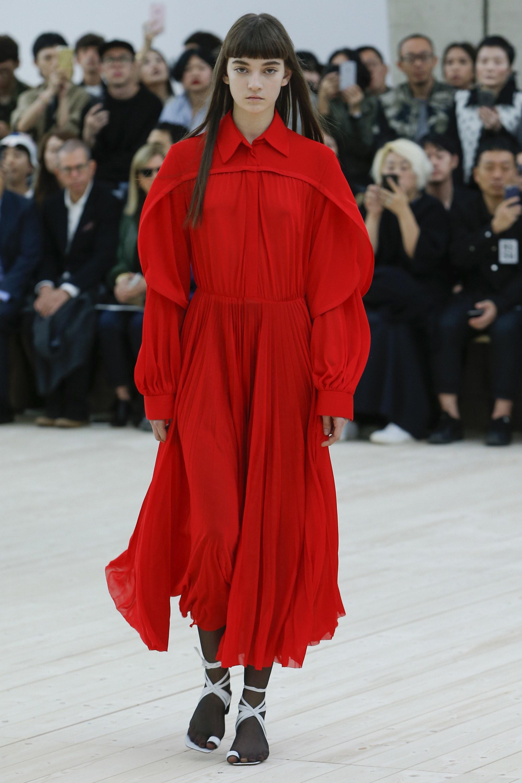 Celine Spring Ready to Wear Vogue.com