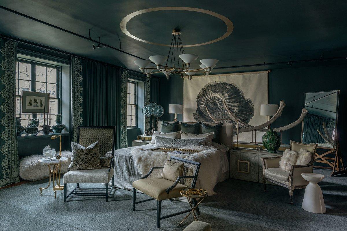 Interior Design - Kips Bay Decorator Showhouse - Doreen Chambers Best Interior Designer Brooklyn New York