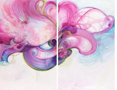 Majesty (2012) by Shinique Smith