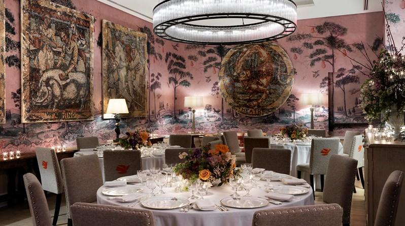 Glamorous Living - The Whitby Hotel, Manhattan New York - Doreen Chambers Interior Design - Brooklyn - New York - South Florida