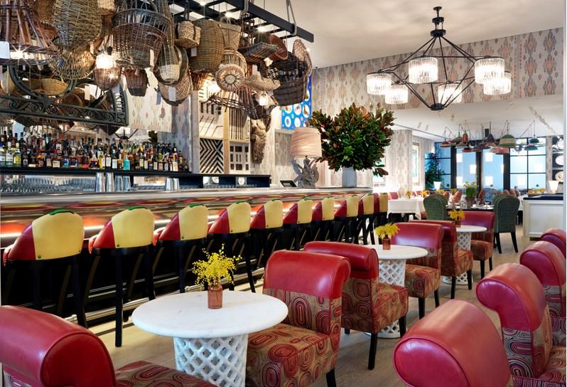 Glamorous Living - The Whitby Hotel - Manhattan New York - Doreen Chambers Top Interior Designer - Brooklyn - New York - South Florida