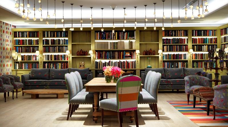 Glamorous Living - the Whitby Hotel, Manhattan New York - Doreen Chambers Top Interior Designer - Brooklyn - New York - South Florida