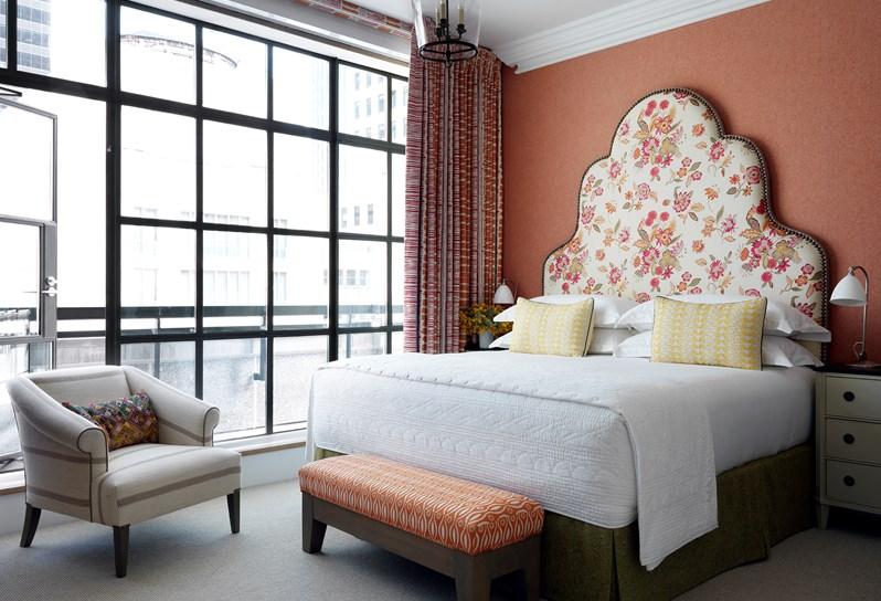 Glamorous Living - The Whitby Hotel - Manhattan New York - Doreen Chambers - Top Interior Designer - Brooklyn - New York - South Florida