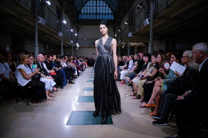 Azzedine Alaïa Fall 2017 Couture Show -  photography courtesy Azzedine Alaïa