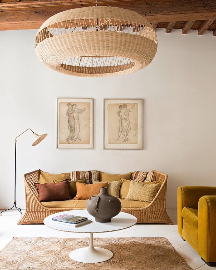 """""""Aramis"""" suspension shade is one of my favorite pieces"""