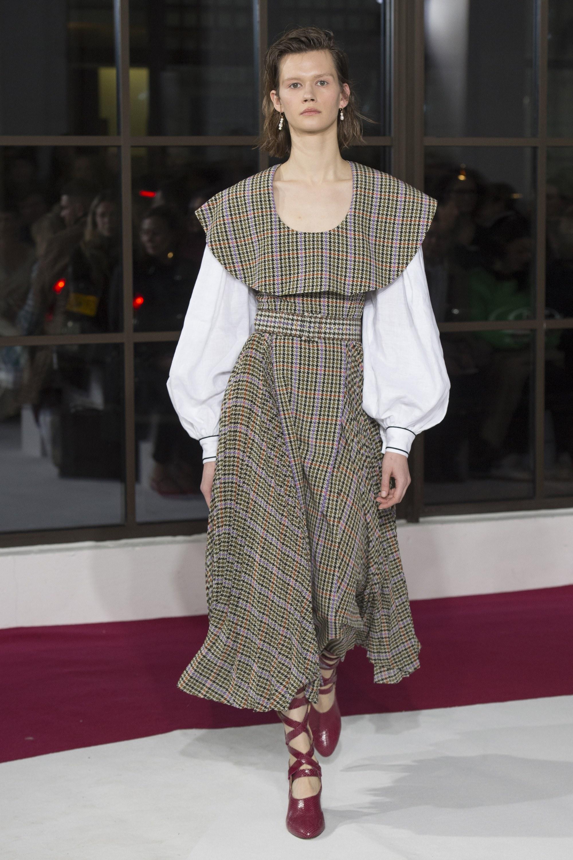Emilia Wickstead Ready-to-Wear Fall 2018