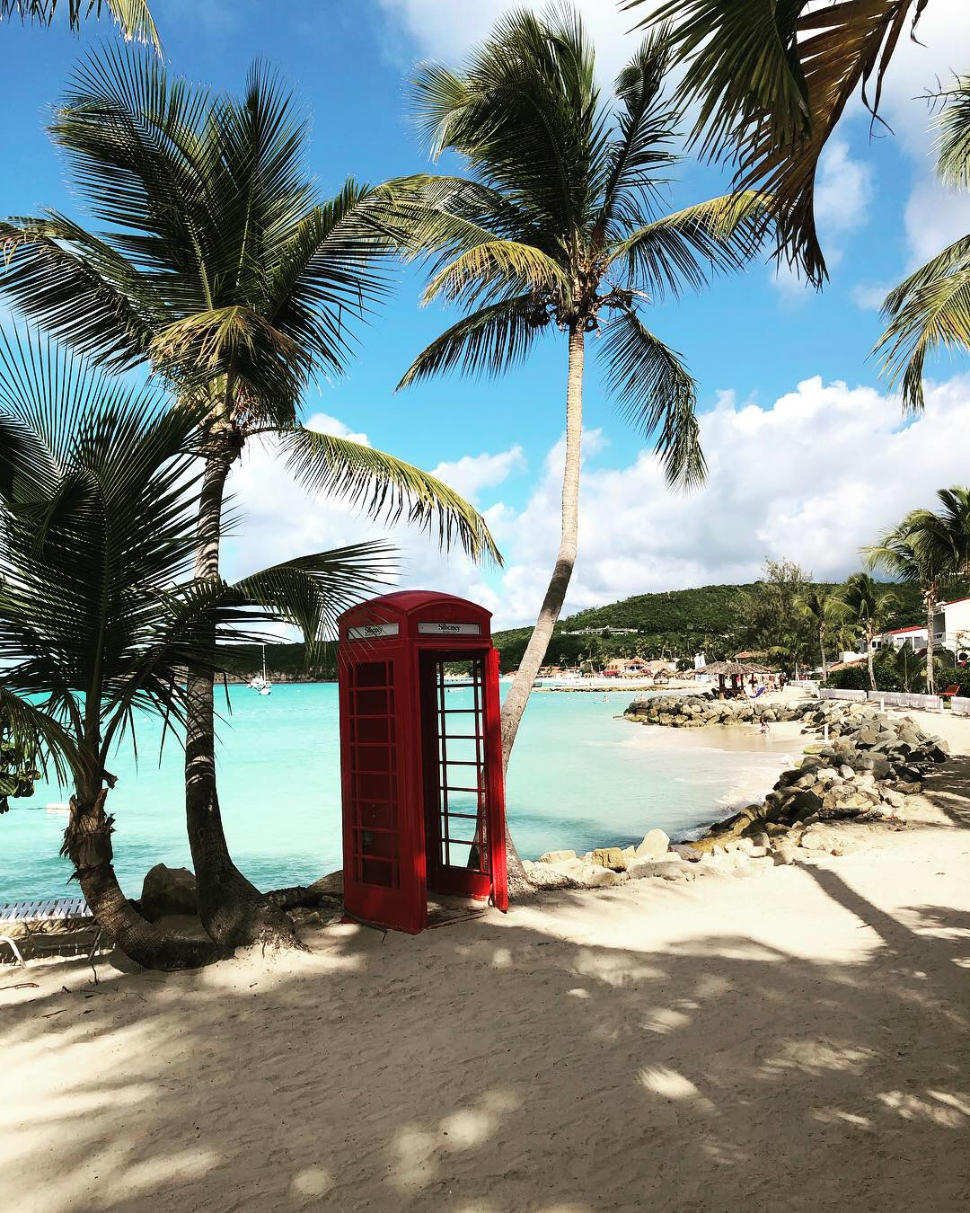 So many beaches and so little time! All the beaches on Antigua are public, so you can take your pick - we like the intimacy of  Siboney Beach
