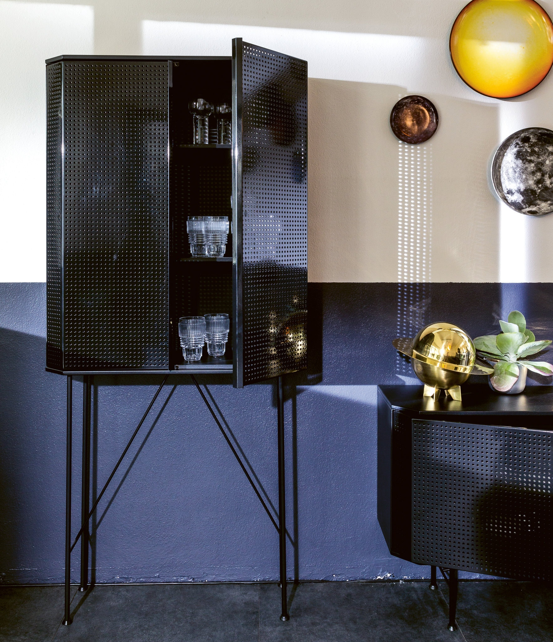 The Perf Bar Cabinet - Moroso.it