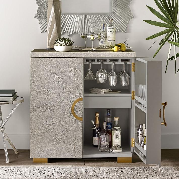 Seymour Bar Cabinet - Williams Sonoma
