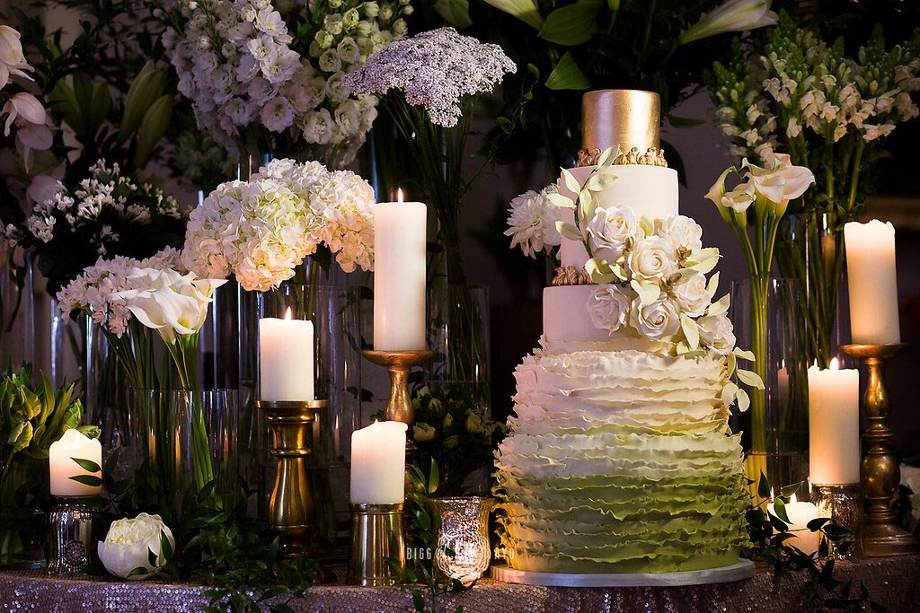 Home of the best luxury wedding cakes and party cakes. The company has an international reputation for producing beautiful bespoke wedding cakes, party cakes, cupcakes and decadent dessert tables that taste as gorgeous as they look!  Elizabeths Cake Emporium