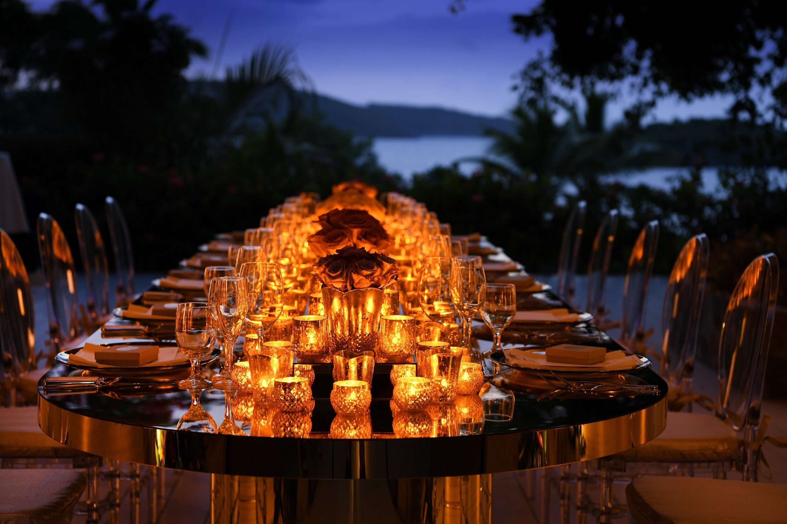 Virgin Islands based with worldwide reach, they redefine the idea of the destination wedding experience  Jenn Events