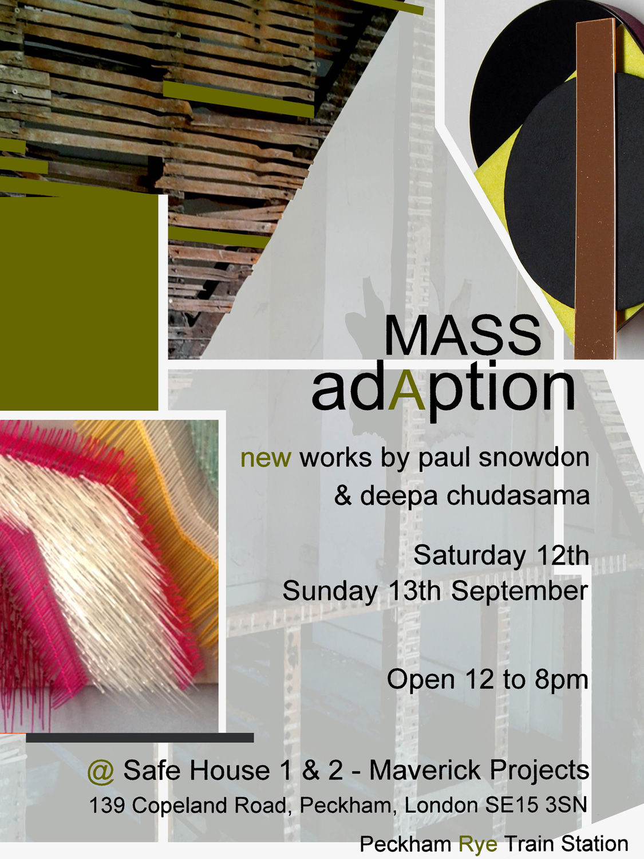 Mass Adaption flyer