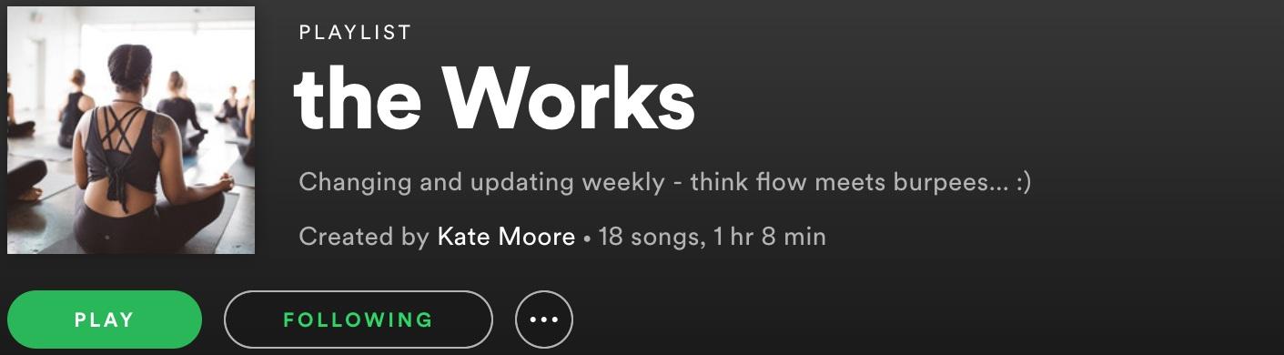 the+works+playlist