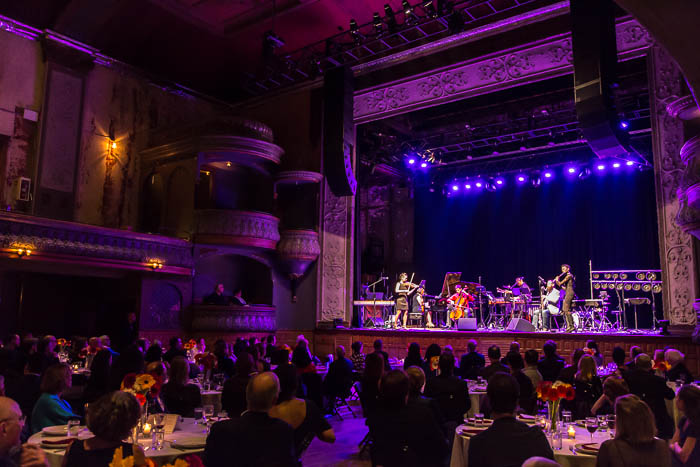 eighth blackbird 20th Anniversary Gala at Thalia Hall