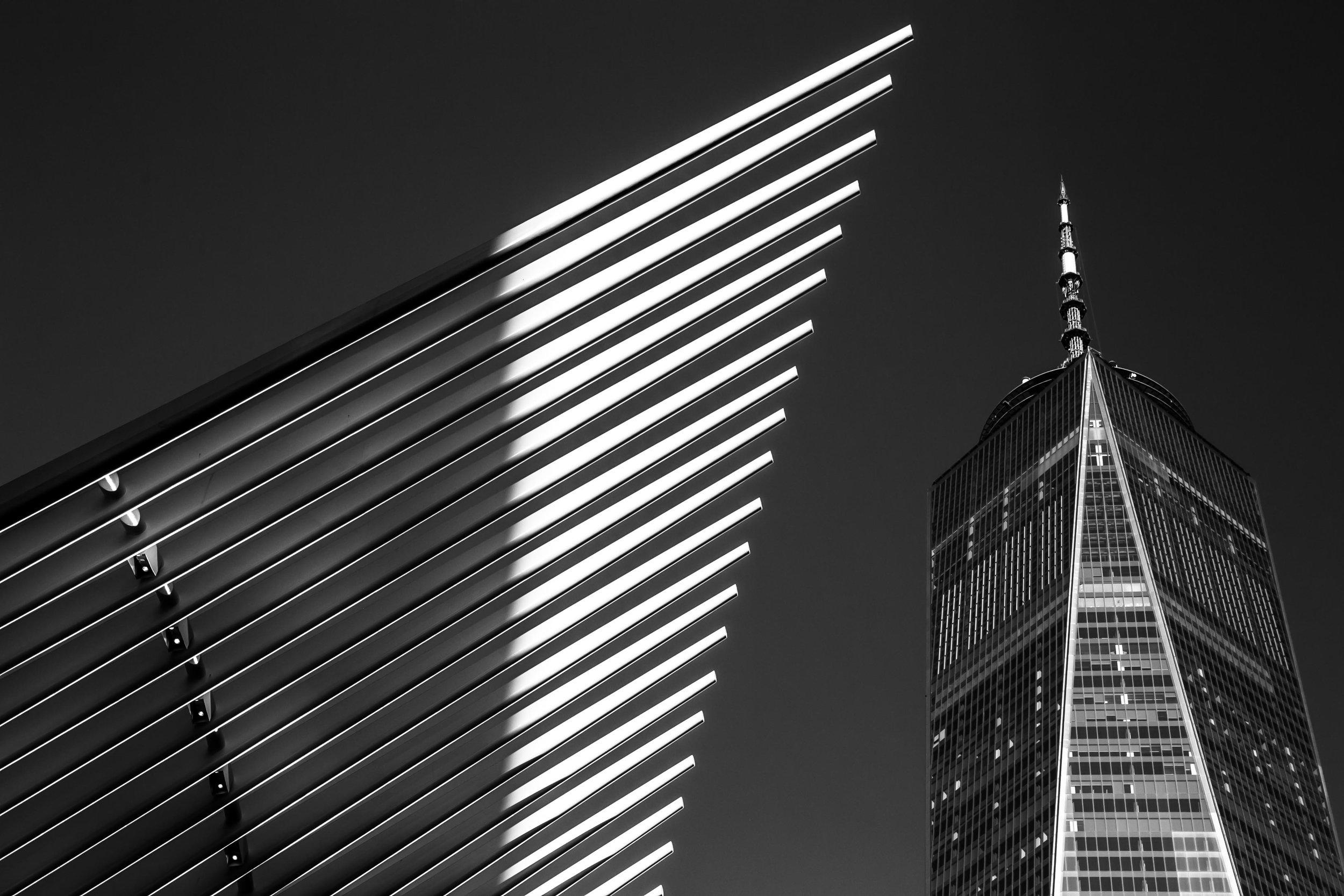 Oculus, Freedom Tower, NYC
