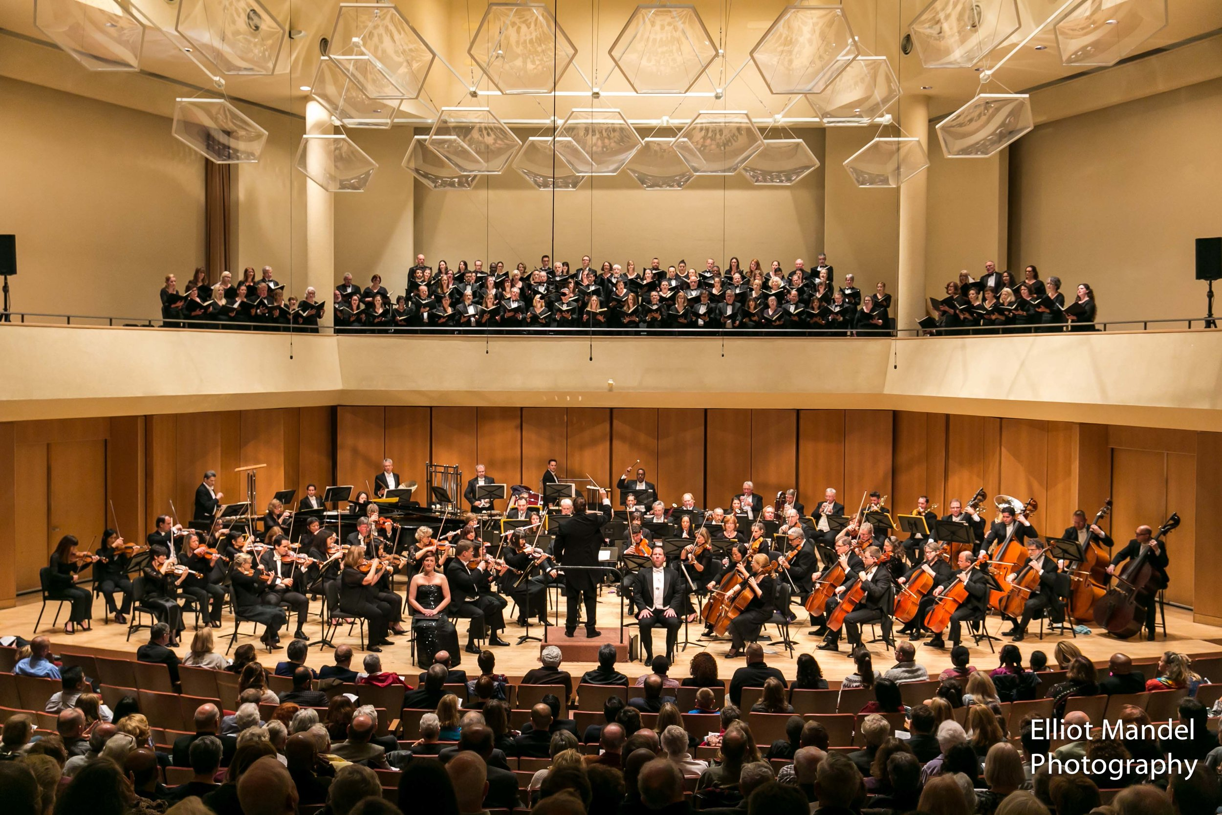 The Chicago Philharmonic opens its season with Carmina Burana.