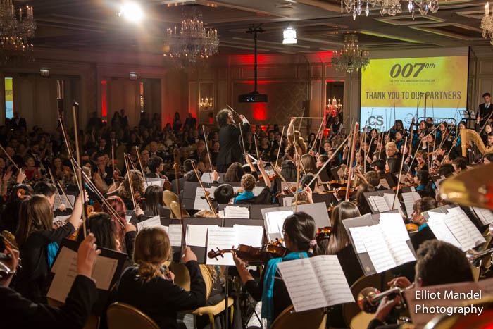 The triumphant Chicago Youth Symphony Orchestra performs at its 70th Anniversary Gala.