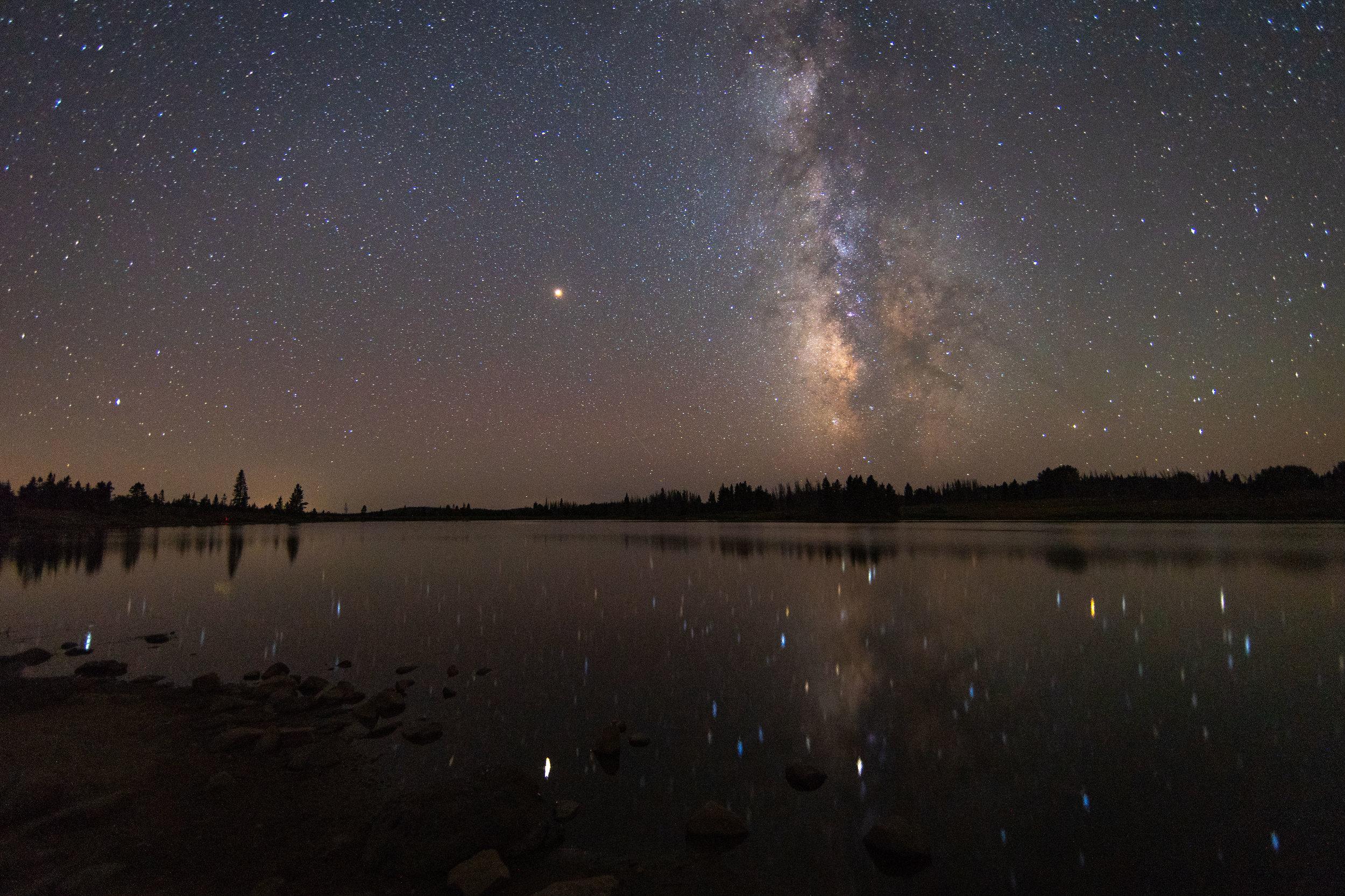 Dumont Lake, Colorado