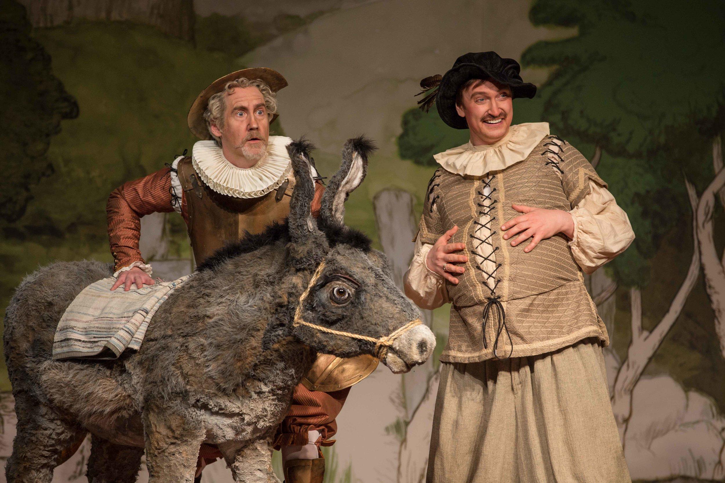 Don Quichotte  (Telemann), Haymarket Opera, 2015