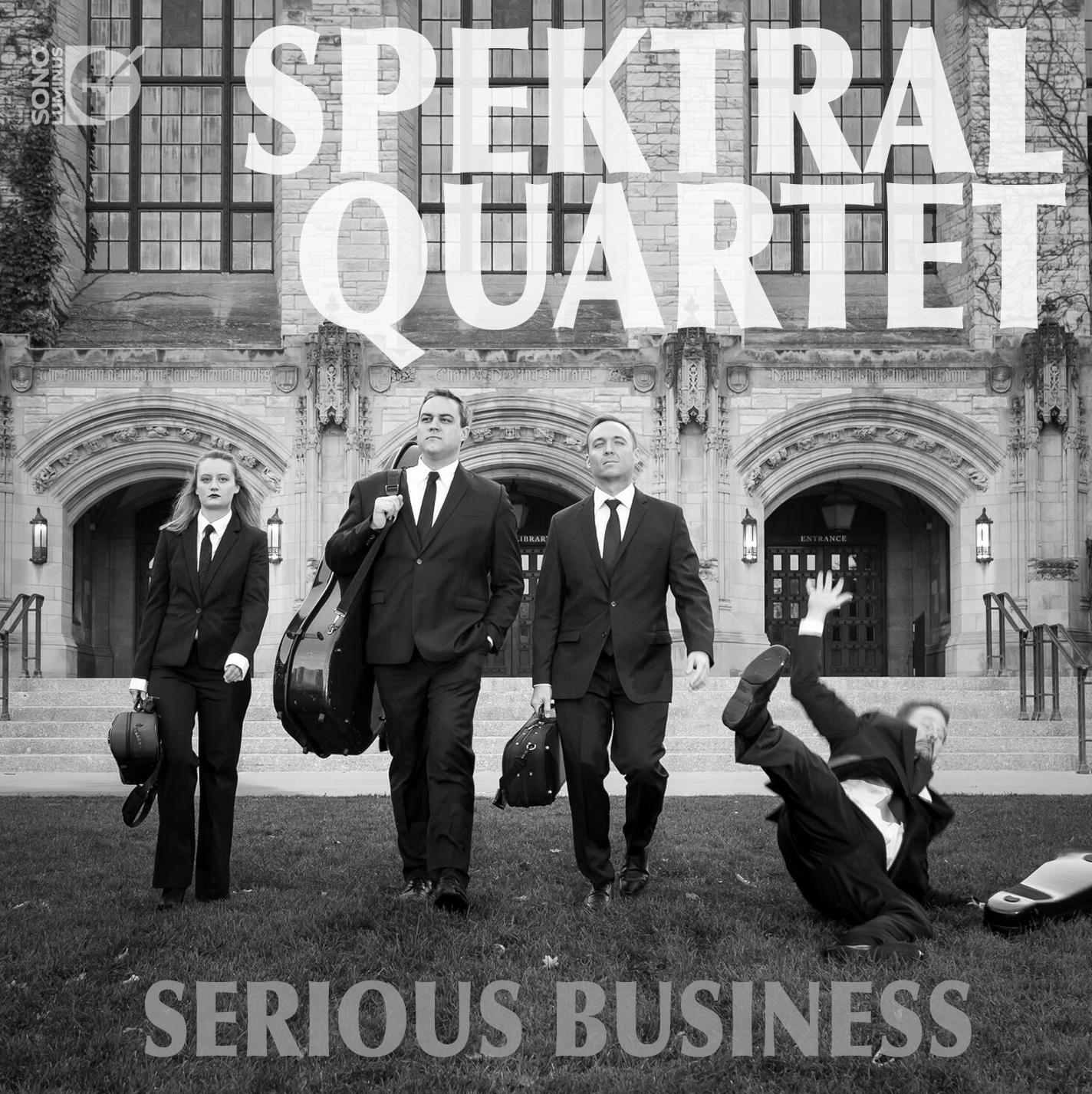 Serious Business,2016 (Sono Luminus) - 2017 Grammy Nominee