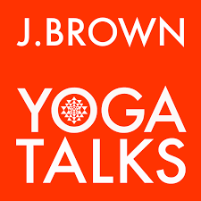 - Yoga Talks (Apple Podcasts) / Yoga Talks (Google Podcasts)J interviews guests from old-school yoga teachers to other yoga revolutionists about philosophy and the business of yoga.