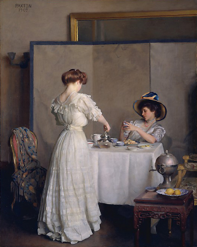 Tea Leaves  (1909), The Metropolitan Museum of Art, New York